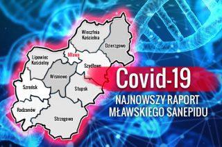 Raport mławskiego sanepidu z dnia 16 września
