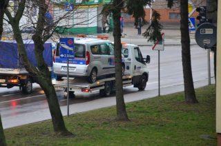 Auto Straży Miejskiej kosztowało 81 tys. zł, jego naprawa 12