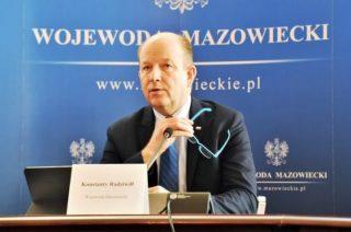 Wojewoda Mazowiecki: Pod nadzorem znajdują się obecnie 2354 osoby, kwarantanną lub izolacją objęto 27