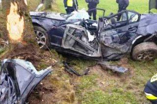 Turowo. Zginął dwudziestoletni kierowca BMW
