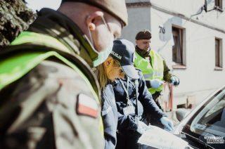 Terytorialsi na ulicach. Wspierają policjantów, oferują pomoc