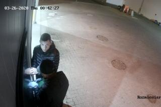 Ukradli ponad 4 tys. zł Policja publikuje wizerunki podejrzanych