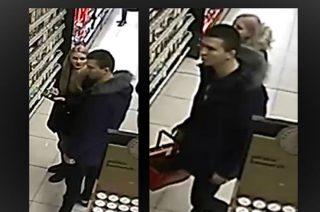 Policja szuka sprawców kradzieży perfum. Publikuje wizerunek podejrzanych