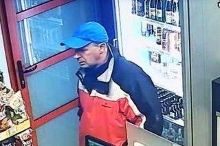 Zapłacił fałszywym banknotem. Poszukuje go przasnyska policja!