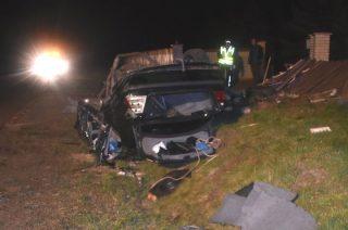 Są już wstępne ustalenia policji w sprawie śmiertelnego wypadku w Ługach