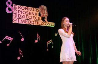 Agata Feliś w finale ogólnopolskiego konkursu piosenki