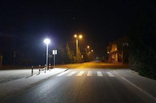 Lampy solarne testowane na Zabrodach i Dudzińskiego