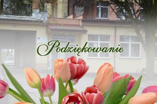 Starosta mławski i dyrektor SP ZOZ dziękują