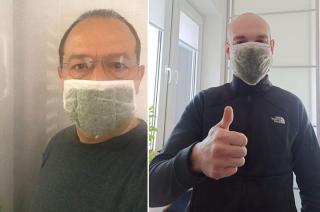 Polski patent na koronawirusa. Innowacyjna maska z roślin