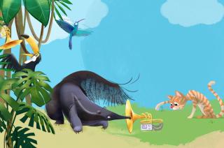 Nigdy nie jest za wcześnie, by zostać pisarzem! Twórcze wyzwanie dla dzieci na czas kwarantanny!