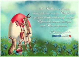 Czytelnikom życzymy spokojnych i zdrowych Świąt Wielkanocnych!