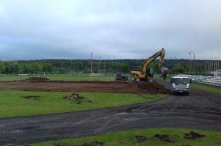 Modernizacja stadionu rozpoczęta. Przebudowa boisk przy SP 7 w przyszłym roku