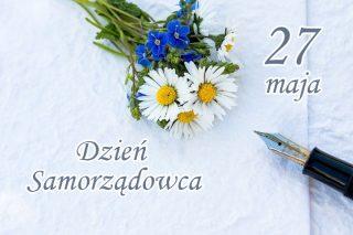 Powiat Mławski: Z okazji Dnia Samorządowca pragniemy złożyć serdeczne życzenia