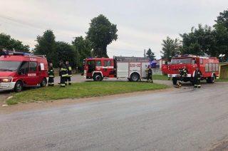 Szumsk. Policjanci i strażacy poszukują zaginionej 46-latki