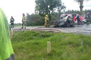 W wypadku w Dalni zginął 32-letni mieszkaniec pow. mławskiego. Znamy ustalenia Policji