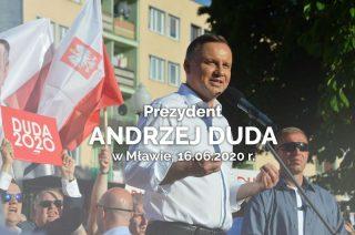Andrzej Duda. Do tego jest mi potrzebne Państwa wsparcie