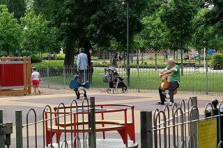 Miasto przypomina. Place zabaw są dla dzieci