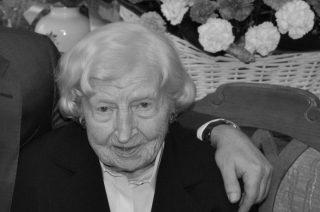 Nie żyje najstarsza mieszkanka Mławy. Miała 103 lata