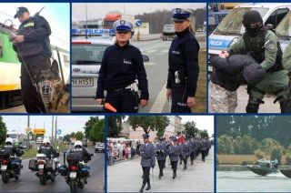23 lutego kolejne przyjęcie do służby w Policji