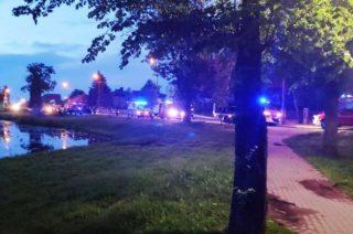 W Parku Miejskim w Przasnyszu znaleziono ciało zaginionej kobiety