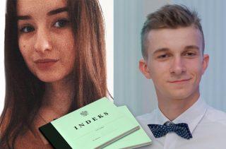 Dwójka uczniów radzanowskiego liceum już dostała indeksy wyższej uczelni