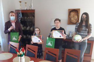 Poznaj laureatów powiatowego etapu konkursu plastycznego KRUS