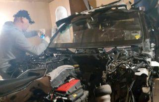 Policjanci odzyskali skradzione auta o wartości 800 tyś. zł