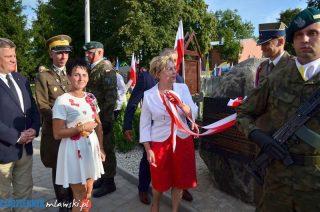 Żurominek. Patriotyzm i odwaga szwoleżerów 3. Pułku nie pójdą w zapomnienie [film i fot.]
