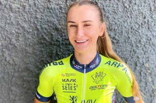Aleksandra Kowalska w zawodowej drużynie kolarskiej