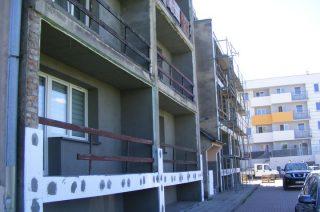 Nadbudowa i termomodernizacja bloku na Smolarni