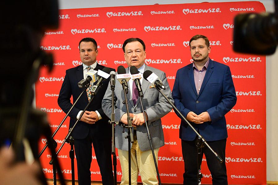 Podział województwa zniszczy Mazowsze