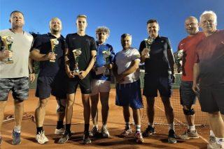 Wojciech i Adam Chocholscy zwycięzcami turnieju deblowego w Przasnyszu
