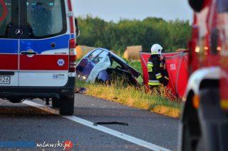 Tragiczny wypadek w Kosinach Kapicznych. Znamy ustalenia policji