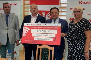 Gmina Szydłowo z unijnym wsparciem na wymianę pieców i instalacje OZE
