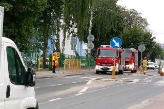 Alarm bombowy w ZPO nr 1 na Warszawskiej