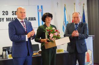 Janina Budzichowska przeszła na emeryturę. Będzie nowy zastępca?
