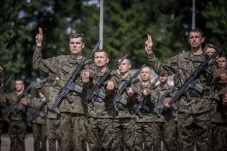 60 nowych terytorialsów w szeregach 5 Mazowieckiej Brygady OT. Wśród nich trzech z naszego powiatu