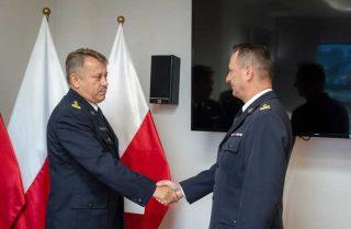 Mł. bryg. Mirosław Wójcik nowym zastępcą komendanta  PSP w Mławie
