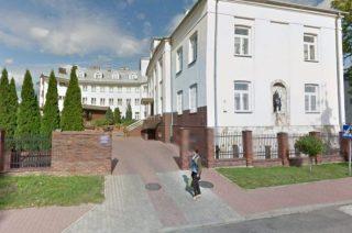39 zakażonych koronawirusem w Domu Pomocy Społecznej Sióstr Miłosierdzia w Przasnyszu