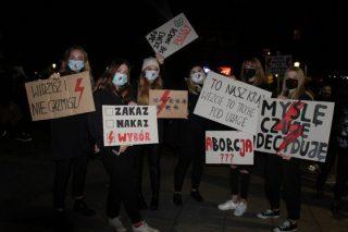 Około tysiąca osób protestowało w Przasnyszu