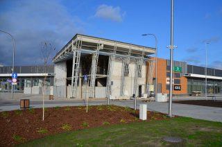 Dworzec zintegrowany będzie gotowy do końca kwietnia przyszłego roku?