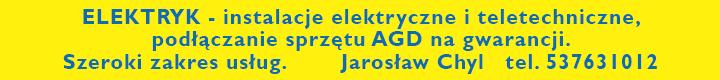 elektryk Mława