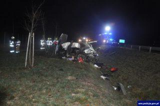 """Śmiertelny wypadek na """"siódemce"""". Zginął kierowca Bentleya"""