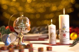 Wigilijne Dzieło Pomocy Dzieciom jak co roku. 57 tysięcy świec w parafiach[film]