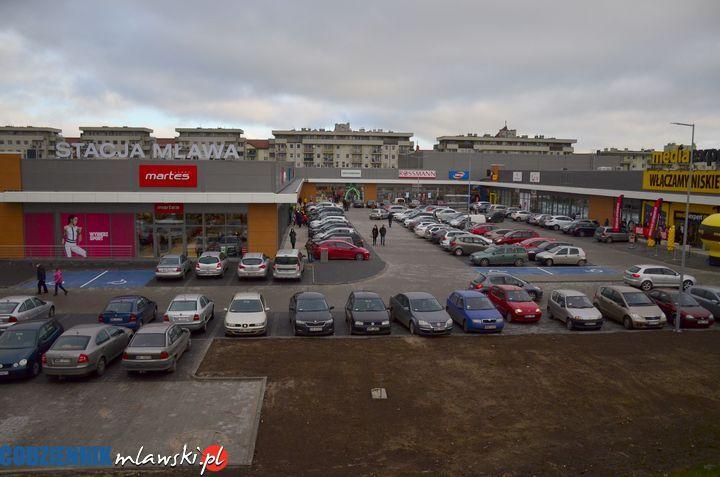 Centrum Handlowe Stacja Mława otwarte