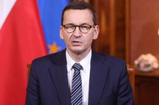 Premier Morawiecki. Nie musimy wprowadzać narodowej kwarantanny