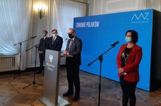 Minister zapowiedział program odbudowy zdrowia Polaków
