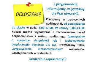 Zagłosuj na Interaktywną bibliotekę w Mławie