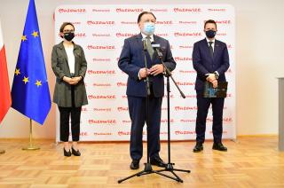 Mazowsze w Polsce wschodniej, stolica i 70 gmin poza wsparciem unijnym z RPO – nowe decyzje rządu