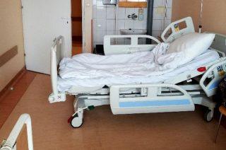 Rośnie liczba pacjentów z covidem. W mławskim szpitalu powstał dla nich specjalny oddział